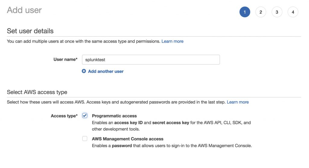 AWS Cloudtrail Logging to Splunk Cloud – PMCG Insights